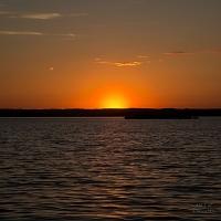 Solnedgång I